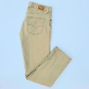 Levi's 511 Slim fit Denim Jeans